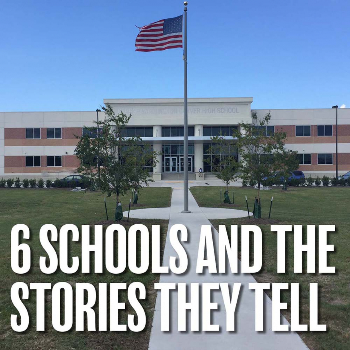 6 Schools And The Stories They Tell